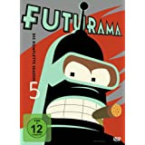 Futurama Season 5 2 DVDs