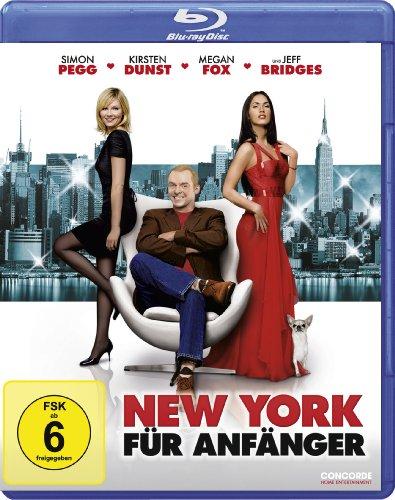 New York für Anfänger [Blu-ray]