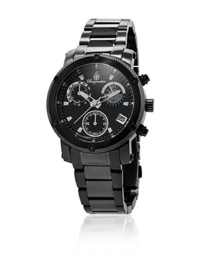 Burgmeister Reloj de cuarzo Tampico BM524-622 Negro 36 mm