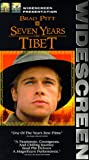 Seven Years in Tibet (Widescreen Edition) [VHS]