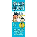 Brain Quest Grade 1 Math, Revised 2nd Edition ~ Marjorie Martinelli