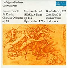Opferlied, Op. 121b (second version): Opferlied, Op. 121b (second version)