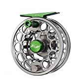 Piscifun® Sword Fly Fishing Reel with CNC-machined Aluminum Alloy Body 3/4, 5/6, 7/8 (Black, Gold, Gunmetal)
