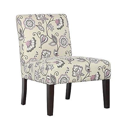 Shankar Morris Deco morado juego de sillas, tamaño: H 83 cm, W 64 cm, D 70 cm