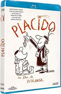 Placido (1961) ( Plácido ) [ Blu-Ray, Reg.A/B/C Import - Spain ]