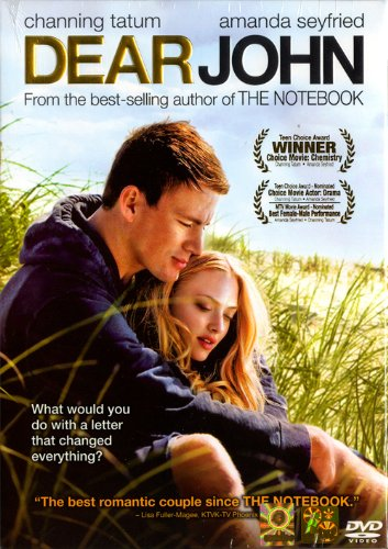 Dear John (2010) Channing Tatum, Amanda Seyfried DVD 【海外版】