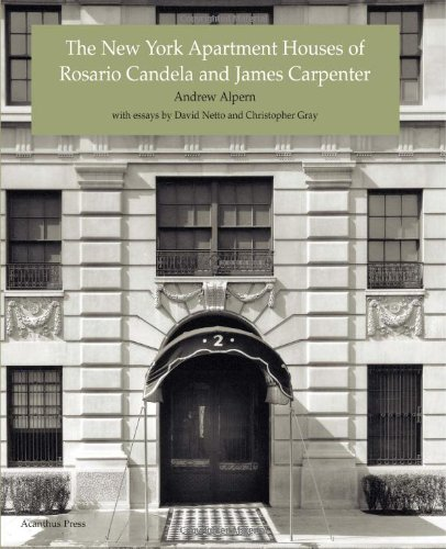 The New York Apartment Houses of Rosario Candela and James Carpenter