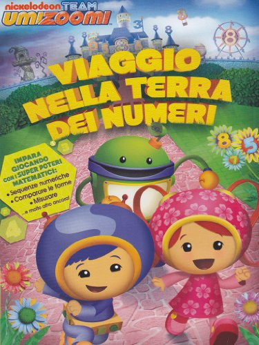 Team Umizoomi - Viaggio Nella Terra Dei Numeri (Dvd)