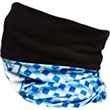 Outdoor Technology Arctic Yowie Face Mask with Fleece - Checkers