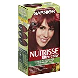 Nutrisse Ultra Color Permanent Hair Color Light Intense Auburn R3, 1 application