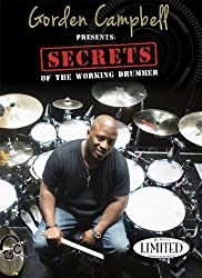 Gorden Campbell Secrets of the Working Drummer DVD