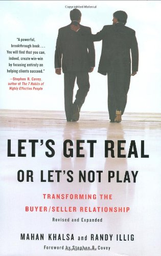 Let's Get Real or Let's Not Play: Transforming