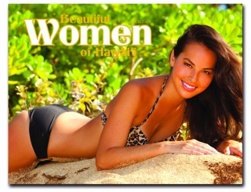 Beautiful Women of Hawai'i 2013 Trade Calendar