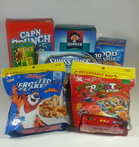breakfast-bundle-froot-loops-frosted-flakes-pop-tarts-nature-valley-gronola-capn-crunch-cereal