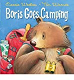 img - for [(Boris Goes Camping )] [Author: Carrie Weston] [Aug-2011] book / textbook / text book