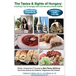 The Tastes & Sights of Hungary: A Culinary Trip To Hungary with a Dinner and a Movie Theme