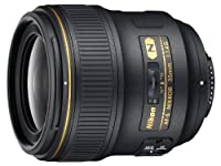 Nikon 35mm f/1.4G AF-S FX SWM Nikkor Lens for Nikon Digital SLR Cameras by Nikon