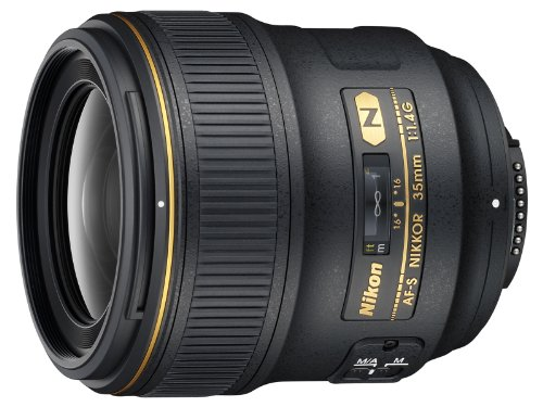 Nikon AF-S NIKKOR 35mm f/1.4G Lens
