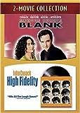 Grosse Pointe Blank High Fidelity DVD Region 1 US Import NTSC