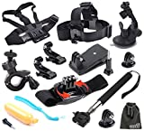 EEEKit 12-in-1 Essential Kit for GoPro HERO 4, 3+