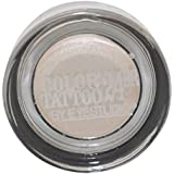 NEW Maybelline Color Tattoo Limited Edition EyeShadow - 10 Precious Pearl