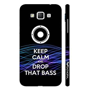Samsung Galaxy Grand 3 DROP THAT BASS designer mobile hard shell case by Enthopia
