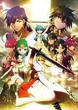 現在放送中のアニメ「マギ」BD/DVD第6巻までの予約開始