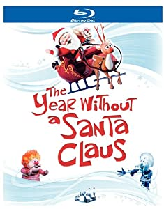 The Year Without A Santa Claus Blu-ray by Warner Home Video