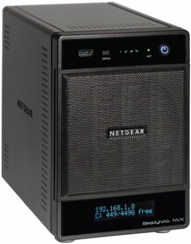 Netgear RNDX4250 ReadyNAS NVX 1TB Dual Gig Desktop Network Storage