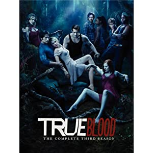 DVD Cover True Blood The Complete Third 3d Season
