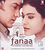 Fanaa [Blu-ray] (Indian Cinema / Bollywood Movies / Hindi Film )
