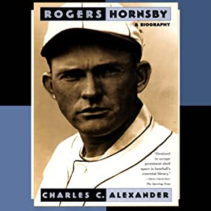 Rogers Hornsby Audiobook