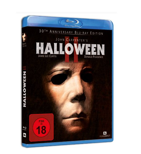 Nach oben Halloween II - 30th Anniversary Blu-ray Edition [Blu-ray]