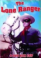 The Lone Ranger (4 DVD)