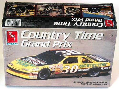 Country Time Grand Prix Model Kit