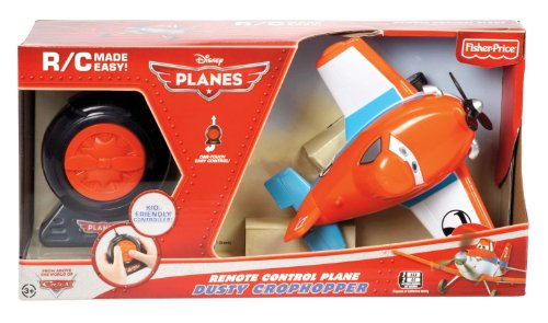 dusty crophopper remote control plane instructions