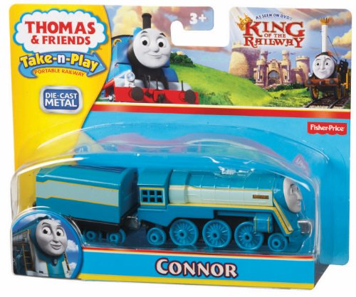 how to connect thomas take n play sets