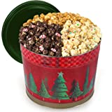 Holiday Cookie Popcorn Tin - 2 Gallons
