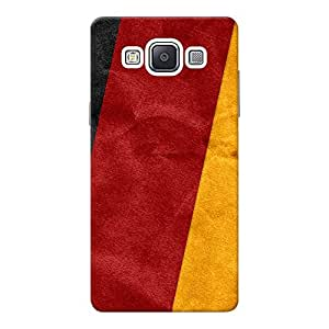 Mobile Back Cover For Samsung Galaxy A5 Duos (Printed Designer Case)