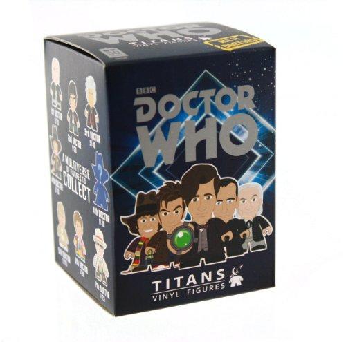 1 X Doctor Who Titans 50th Anniversary Random Vinyl Figure