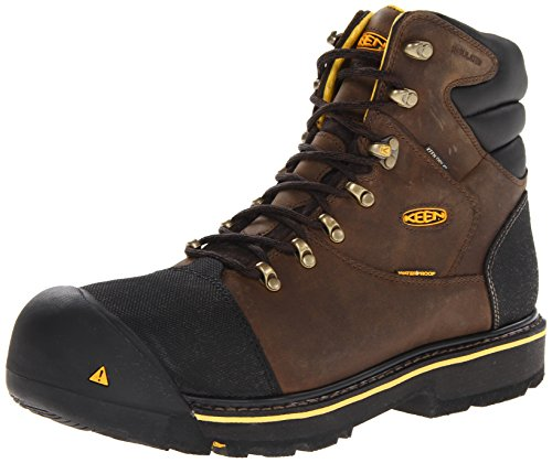 Keen Utility Men's Milwaukee WP Insulated Steel Toe,Black Olive,12 D US (Keen Insulated Boots For Men compare prices)