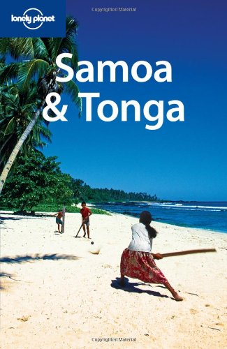 Lonely Planet Samoa and Tonga