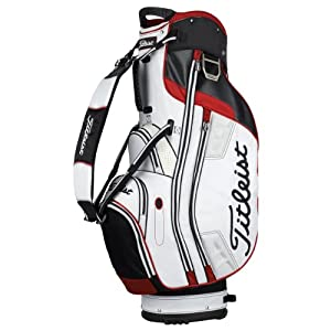 Titleist 2014 Lightweight Staff Cart Bag by Titleist