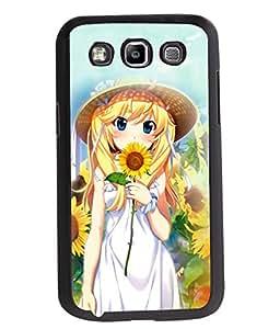 Fuson 2D Printed Girly Designer back case cover for Samsung Galaxy Quattro / Win - D4623