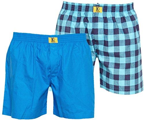 GlobalRang-Mens-Cotton-Boxer-Shorts-Pack-Of-2