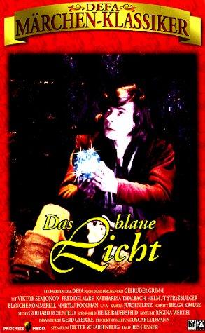 Das blaue Licht - DEFA [VHS]