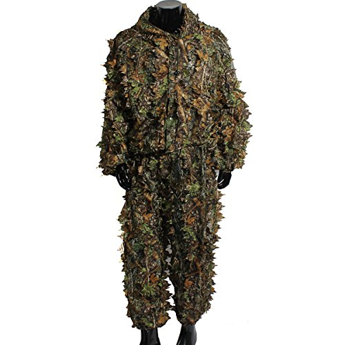 outerdo-3d-ghillie-suit-woodland-tarnanzug-camo-camouflage-kleidung-jagd-free-size