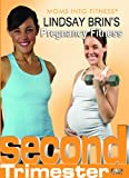 Lindsay Brin's Pregnancy DVD: Yoga, Cardio & Toning Second Trimester (Moms Into Fitness)