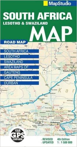 Road Map South Africa: Lesotho & Swaziland