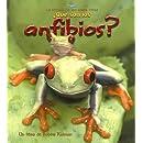 Que Son Los Anfibios? / What is an Amphibian? (La Ciencia De Los Seres Vivos/Science of Living Things (Spanish)) (Spanish Edition)